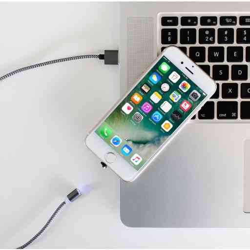 Mobiparts Magnetic Micro USB Connector (without cable)