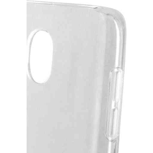 Mobiparts Classic TPU Case Samsung Galaxy J7 (2017) Transparent