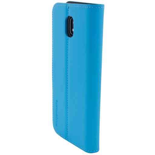 Mobiparts Premium Wallet TPU Case Samsung Galaxy J5 (2017) Light Blue