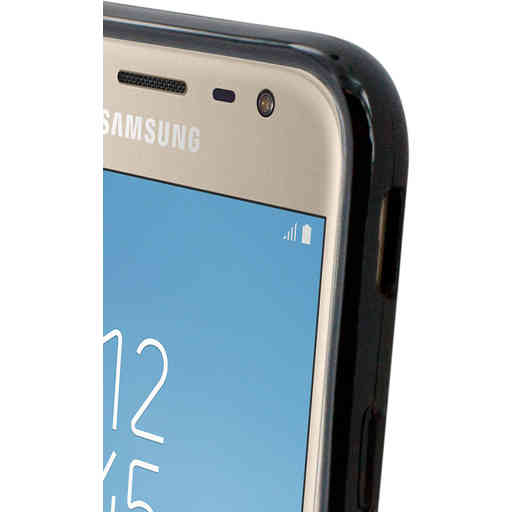 Mobiparts Classic TPU Case Samsung Galaxy J3 (2017) Black