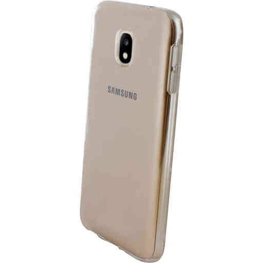 Mobiparts Classic TPU Case Samsung Galaxy J3 (2017) Transparent