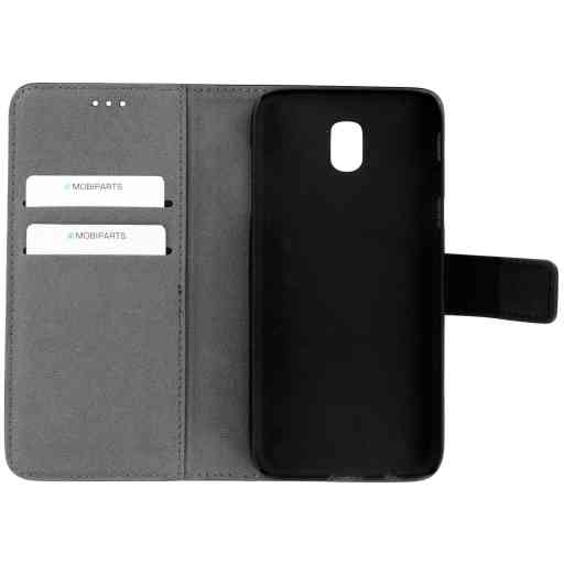 Mobiparts 2 in 1 Premium Wallet Case Samsung Galaxy J5 (2017) Black