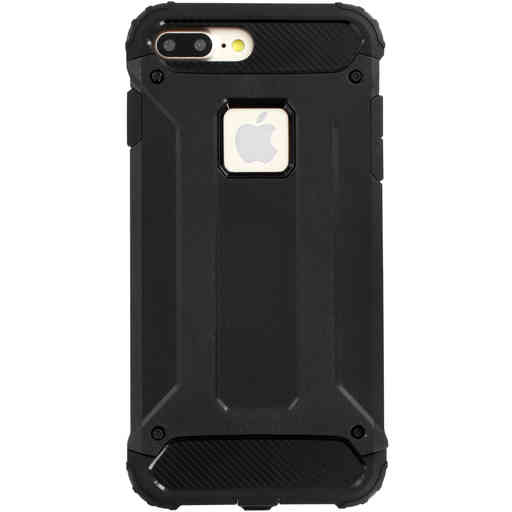 Mobiparts Rugged Shield Case Apple iPhone 7 Plus/ 8 Plus Black