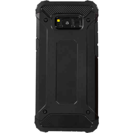 Mobiparts Rugged Shield Case Samsung Galaxy S8 Plus Black