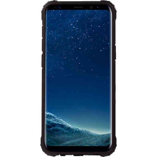 Mobiparts Rugged Shield Case Samsung Galaxy S8 Plus Black