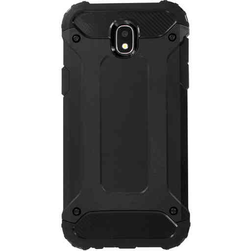 Mobiparts Rugged Shield Case Samsung Galaxy J5 (2017) Black