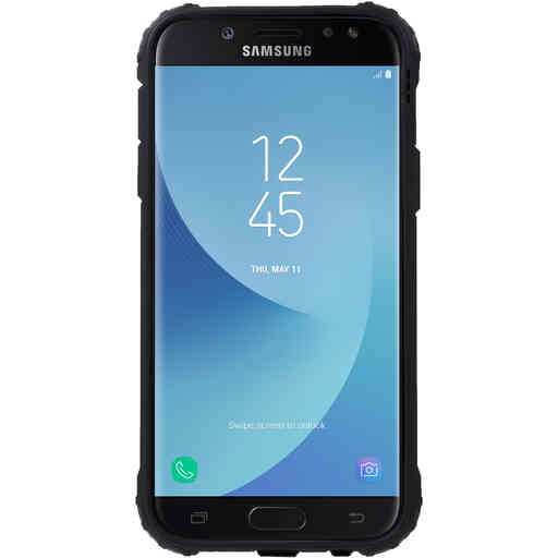 Mobiparts Rugged Shield Case Samsung Galaxy J5 (2017) Black