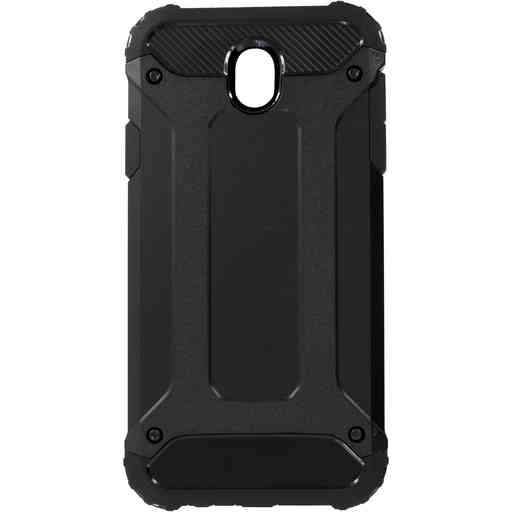 Mobiparts Rugged Shield Case Samsung Galaxy J7 (2017) Black