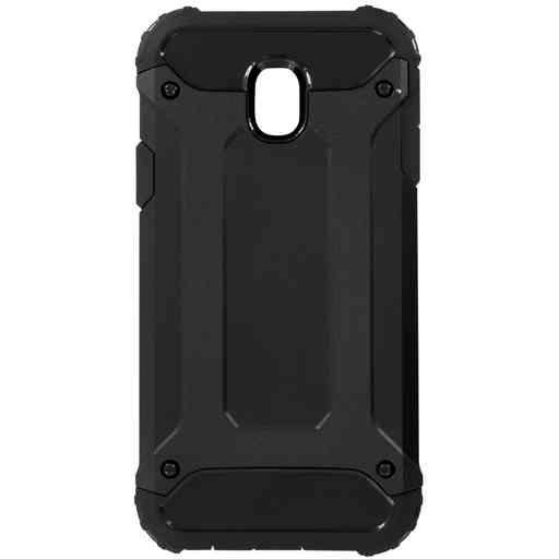 Mobiparts Rugged Shield Case Samsung Galaxy J3 (2017) Black