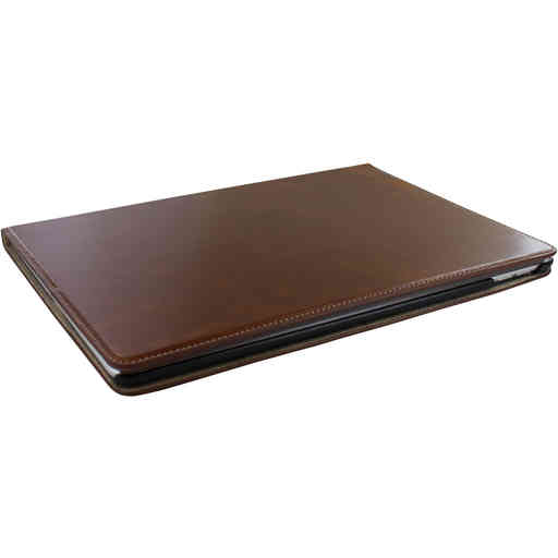 Mobiparts Excellent Tablet Case Apple iPad Air (2019) / Apple iPad Pro 10.5 inch (2017) Oaked Cognac