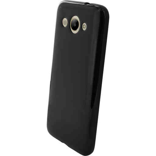 Mobiparts Classic TPU Case Huawei Y3 (2017) Black