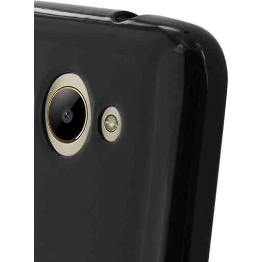 Mobiparts Classic TPU Case Huawei Y3 (2017) Black