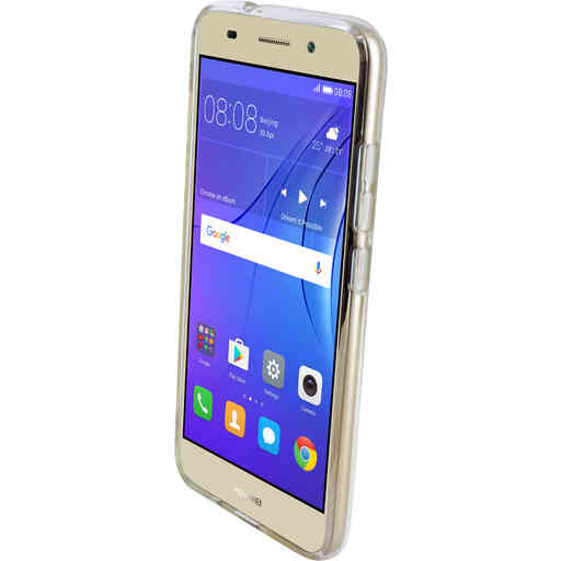 Mobiparts Classic TPU Case Huawei Y3 (2017) Transparent