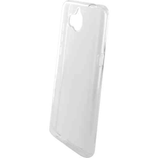 Mobiparts Classic TPU Case Huawei Y5 / Y6 (2017) Transparent
