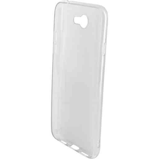 Mobiparts Classic TPU Case General Mobile GM 6 Transparent