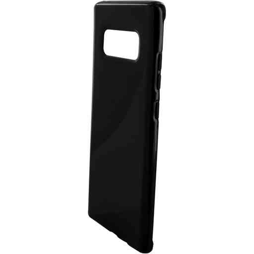 Mobiparts Classic TPU Case Samsung Galaxy Note 8 Black