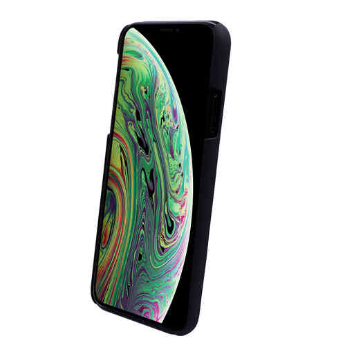 Mobiparts 2 in 1 Premium Wallet Case Apple iPhone X/XS Black