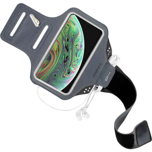 Mobiparts Comfort Fit Sport Armband Apple iPhone X/XS Black