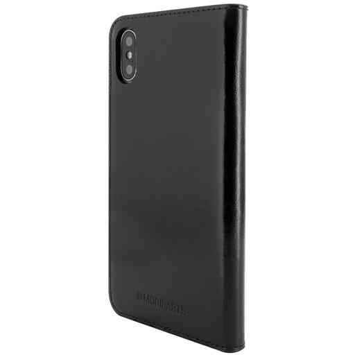 Mobiparts Excellent Wallet Case Apple iPhone X/XS Jade Black