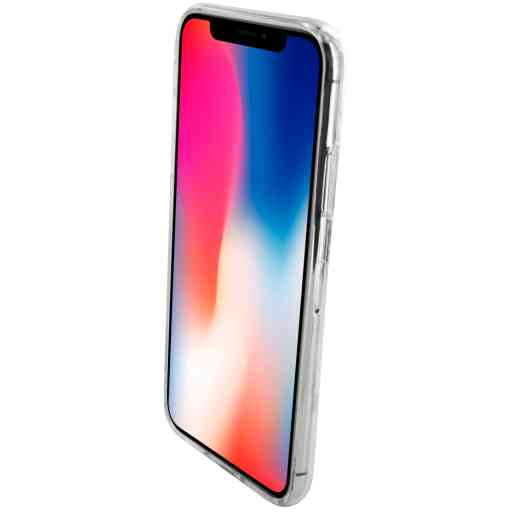 Mobiparts Smart TPU Apple iPhone X/XS Clear