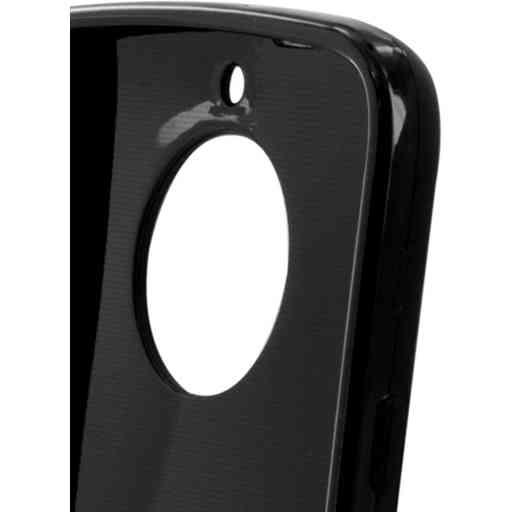 Mobiparts Classic TPU Case Motorola Moto G5S Black