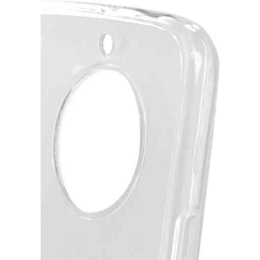 Mobiparts Classic TPU Case Motorola Moto G5S Transparent