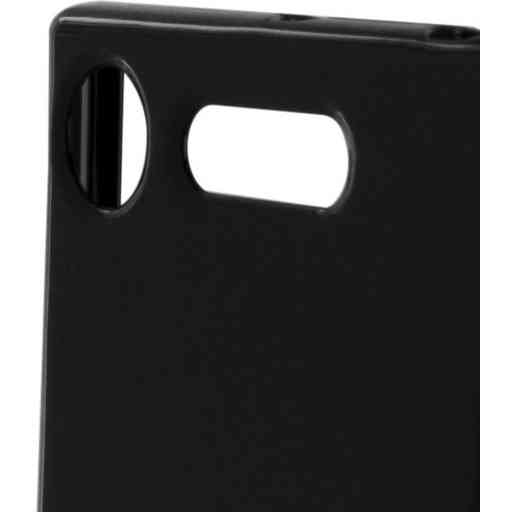Mobiparts Classic TPU Case Sony Xperia XZ1 Black
