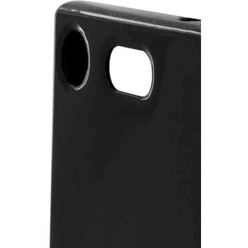 Mobiparts Classic TPU Case Sony Xperia XZ1 Compact Black