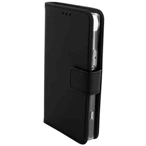 Mobiparts Premium Wallet TPU Case Sony Xperia XZ1 Compact Black