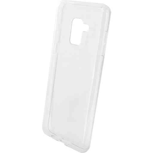 Mobiparts Classic TPU Case Samsung Galaxy A8 (2018) Transparent