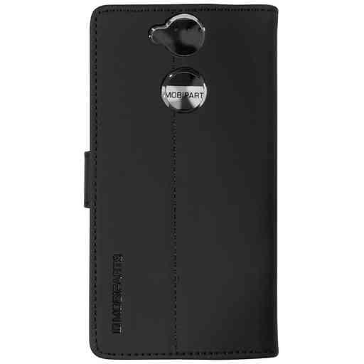 Mobiparts Premium Wallet TPU Case Sony Xperia XA2 Black