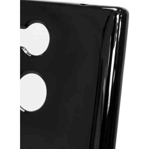 Mobiparts Classic TPU Case Sony Xperia L2 Black