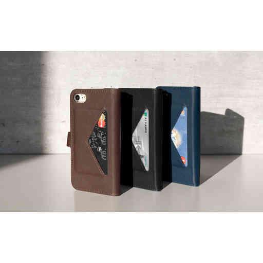 Mobiparts Classic Wallet Case Apple iPhone 7 Plus/ 8 Plus Blue