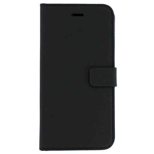 Mobiparts Saffiano Wallet Case Apple iPhone 7 Plus/ 8 Plus Black