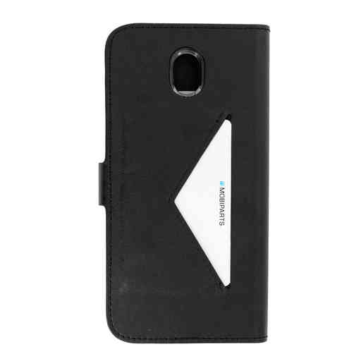 Mobiparts Classic Wallet Case Samsung Galaxy J7 (2017) Black