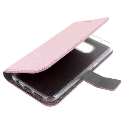 Mobiparts Saffiano Wallet Case Samsung Galaxy S7 Pink