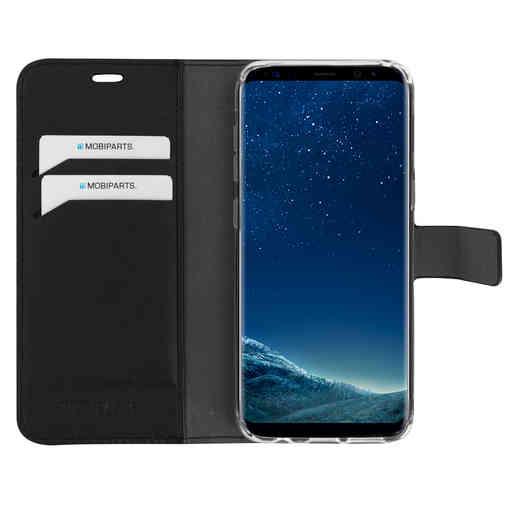 Mobiparts Classic Wallet Case Samsung Galaxy S8 Black