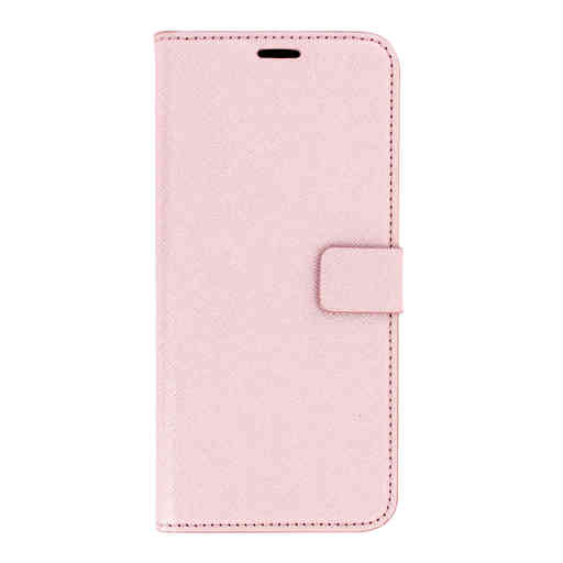 Mobiparts Saffiano Wallet Case Samsung Galaxy S8 Plus Pink