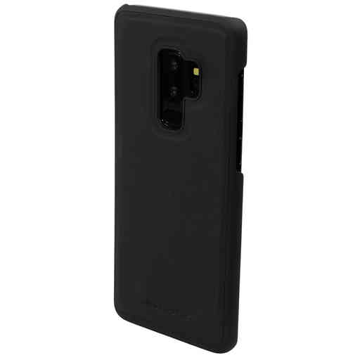 Mobiparts 2 in 1 Premium Wallet Case Samsung Galaxy S9 Plus Black