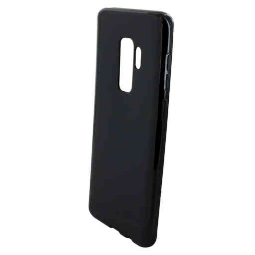 Mobiparts Classic TPU Case Samsung Galaxy S9 Plus Black