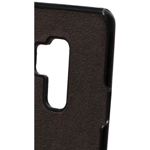 Mobiparts Excellent Backcover Samsung Galaxy S9 Plus Jade Black
