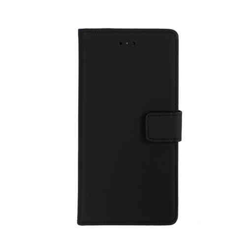 Mobiparts Premium Wallet TPU Case Nokia 6 (2018) Black