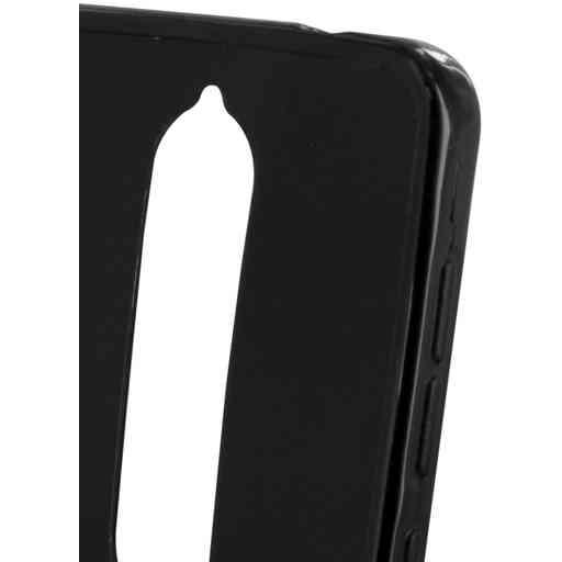 Mobiparts Classic TPU Case Nokia 6 (2018) Black