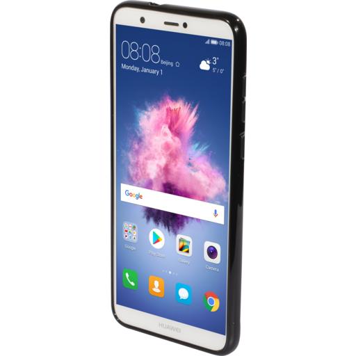 Mobiparts Classic TPU Case Huawei P Smart (2018) Black