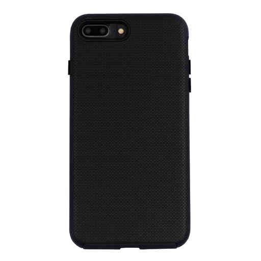 Mobiparts Rugged Tough Grip Case Apple iPhone 7 Plus/8 Plus Black