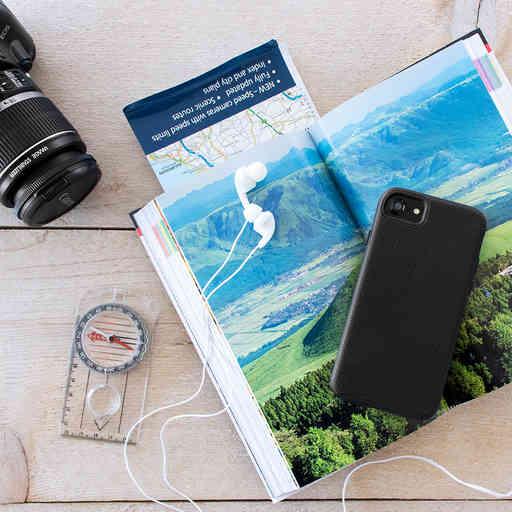 Mobiparts Rugged Tough Grip Case Samsung Galaxy A3 (2017) Black