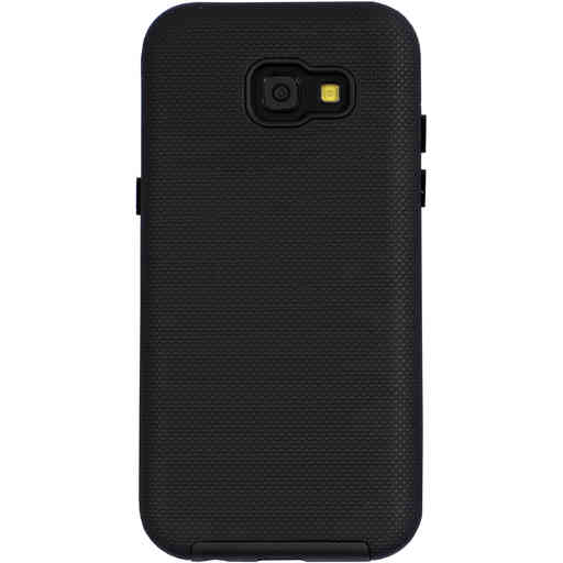 Mobiparts Rugged Tough Grip Case Samsung Galaxy A5 (2017) Black