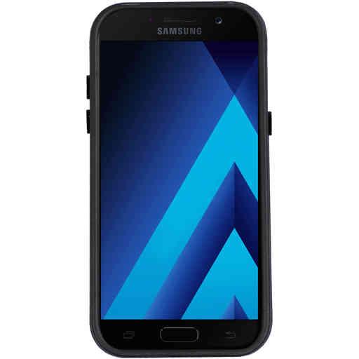 Mobiparts Rugged Tough Grip Case Samsung Galaxy A5 (2017) Black