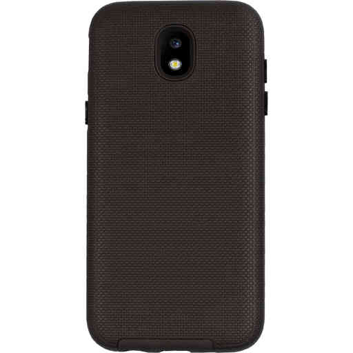 Mobiparts Rugged Tough Grip Case Samsung Galaxy J5 (2017) Black