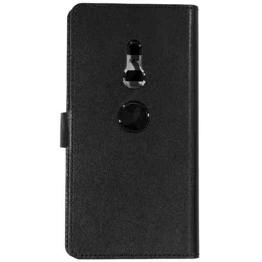 Mobiparts Classic Wallet Case Sony Xperia XZ2 Black